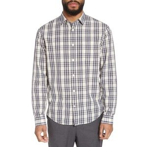 Vince Men's Plaid Shirt